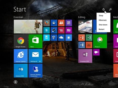 Tämä Päivä: Windows 8 parani merkittävästi | Windows-tabletit kouluihin | Scoop.it