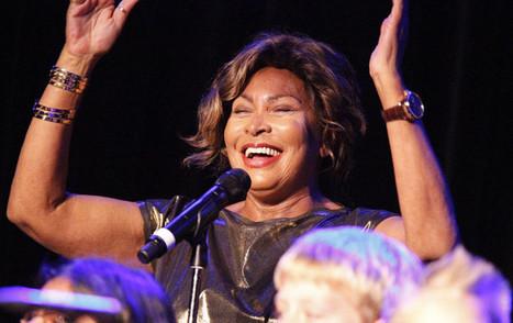 Tina Turner : bientôt suisse ? - Voici | people and potins | Scoop.it
