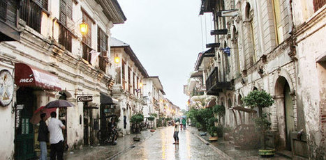 Vigan in the Philippines awarded with best management practice in World Heritage | Sustainable Tourism | Scoop.it