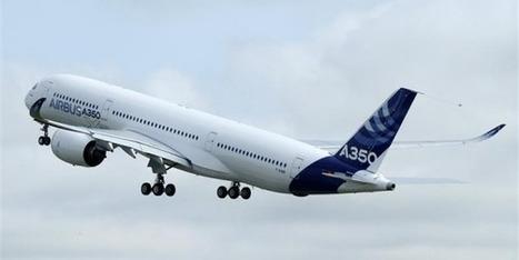 Airbus A350: après la certification, le défi de la montée en cadence | Toulouse La Ville Rose | Scoop.it