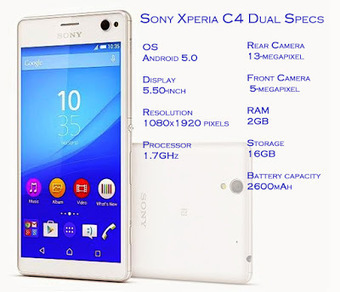 Expectations with the New Sony Xperia C4 Dual ~ CELL PHONE ADDICT | Tech Goddess | Scoop.it