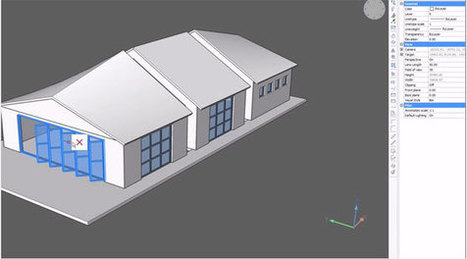 How to model a house with BricsCAD BIM | BIM Forum | Scoop.it
