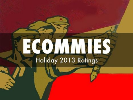 Ecommies Holiday 2013 Report Card | Ecom Revolution | Scoop.it