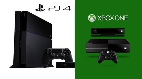 Twitter consistently prefers the PS4 to the Xbox One | Games | Geek ... | GamingShed | Scoop.it