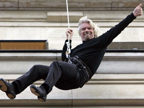 Richard Branson Explains Why He Just Invested In Drones | Peer2Politics | Scoop.it