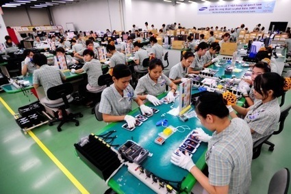 Mobile : Samsung to build third factory in Viet Nam | Vietnam ICT start-up | Scoop.it