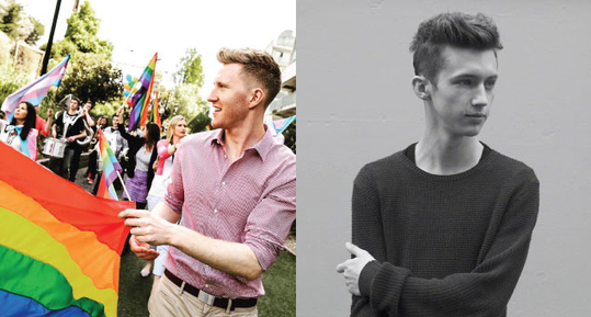 They're Here, They're Queer, They're Nominated For Young Australian Of The Year