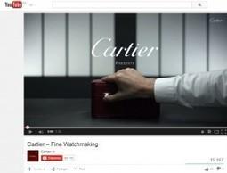 « Fine Watchmaking », la vidéo de Cartier sur son dernier modèle de montre : Veille du Brand Content | Influence | Scoop.it