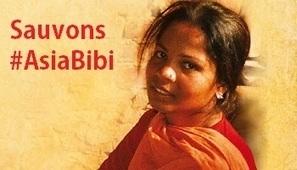 Pétition | #AsiaBibi: Non à la condamnation à mort d'Asia Bibi au Pakistan pour un verre d'eau! | 16s3d: Bestioles, opinions & pétitions | Scoop.it
