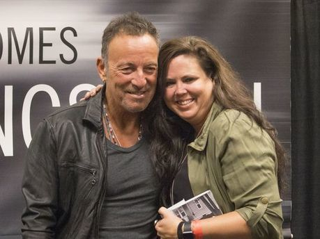 Springsteen event ends in Freehold - Asbury Park Press | Bruce Springsteen | Scoop.it