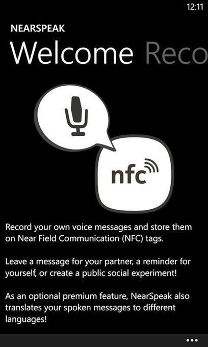NFC utility apps from Mopius | NFC News and Trends | Scoop.it
