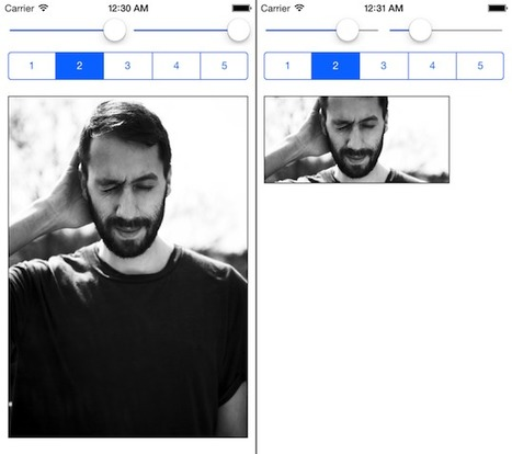 faceimageview - A UIImageView clone that adjusts image content to show faces. | PandaLit | Scoop.it