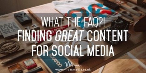 What to Post on Your Social Media Accounts? | The Perfect Storm Team | Scoop.it