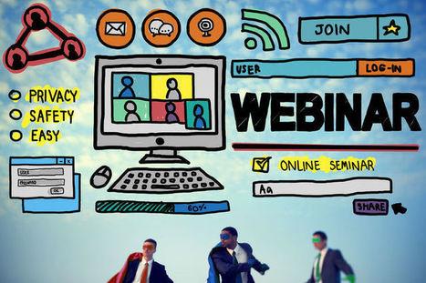 Créez un webinaire et invitez les internautes à votre cours en direct | Stage TICE -- Langues étrangères | Scoop.it