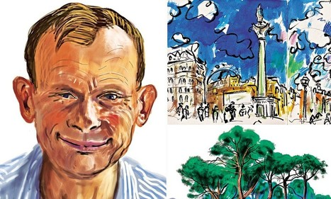How art aided Andrew Marr's recovery | Drawing to Learn. Drawing to Share. | Scoop.it