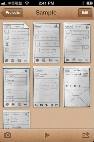 Design Your App on Paper, Animate It With Your iPhone Camera | Digital Bits & Bytes | Scoop.it