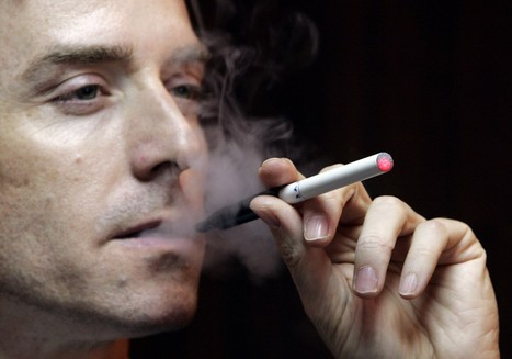 How e-cigarettes could save lives - Washington Post | Electronic Cigarettes | Scoop.it