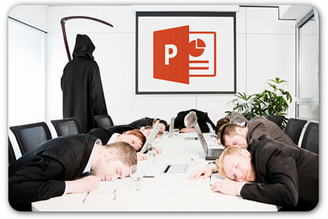 12 most pleasant ways to avoid death by PowerPoint | Articles | Home | Traduction, communications et langues - Translation, communications and language | Scoop.it