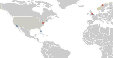 Wikipedia Recent Changes Map. #datavis #opendata   Emergent Digital Practices   Scoop.it