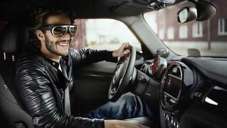 BMW steps into augmented reality with AR driving glasses for Mini | AR | Scoop.it