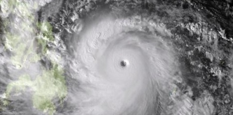 Les Philippines frappées par le colossal typhon Haiyan   The Blog's Revue by OlivierSC   Scoop.it