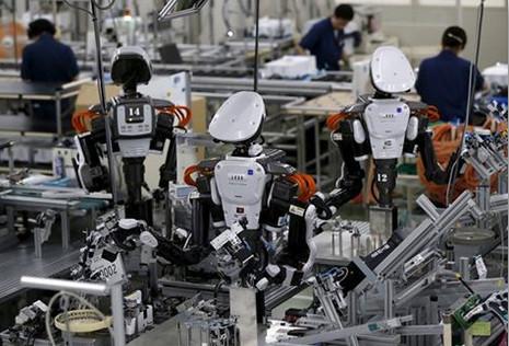 L'emploi face à l'invasion des robots | Une nouvelle civilisation de Robots | Scoop.it