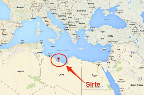 #ISIS is preparing a 'backup' capital in case its major center in #Syria falls #Sirte #Libya #NATO | Saif al Islam | Scoop.it