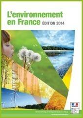 L'environnement en France - Ministère du Développement durable | Stratégies RSE | Scoop.it