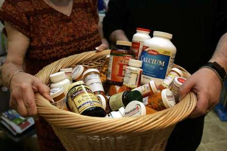 Taking vitamins to prevent cancer or heart disease may backfire | Nutrition | Scoop.it