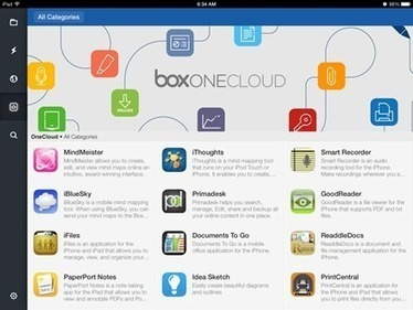 Box Cloud Storage App Updated & Offering 50GB Free Space to New Users | iPad Insight | Technology in the Classroom; 1:1 Laptops & iPads & MORE | Scoop.it