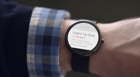 Google My Business bientôt boosté par les objets connectés ? | Google&Vous | Scoop.it