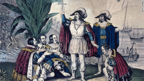 What to tell your kid about Christopher Columbus | BDHS AP US History | Scoop.it
