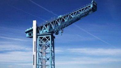Crane landmark 'on par with Eiffel'   Sir William Arrol   Scoop.it