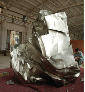 Albert Baronian |Art Gallery |Brussels, Belgium | Artists |Wang Du | The Aesthetic Ground | Scoop.it