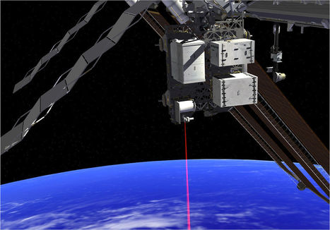 NASA installs space laser on the ISS, uses it to transmit high-speed data back to Earth | 21st Century Innovative Technologies and Developments as also discoveries, curiosity ( insolite)... | Scoop.it
