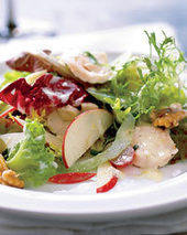Waldorf Chicken Salad Recipe - Mark Sullivan | Food & Wine | À Catanada na Cozinha Magazine | Scoop.it