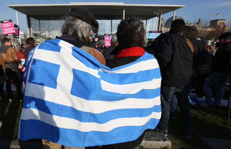 Wall Street: Tsipras is a pain in the Athens | The France News Net - Latest stories | Scoop.it