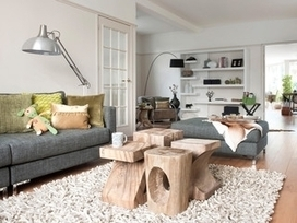 10 Great Coffee Table Alternatives | Flooring Trends | Scoop.it