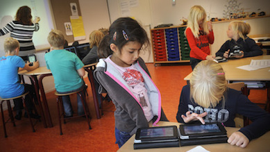 Tessa's webtips: tablets in de klas - Kennisnet | Gadgets en onderwijs | Scoop.it
