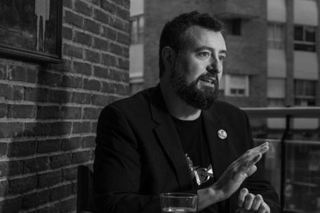 Pablo Durá: «El cómic es un arte tan válido como la danza, el teatro o la poesía» | Educacion, ecologia y TIC | Scoop.it