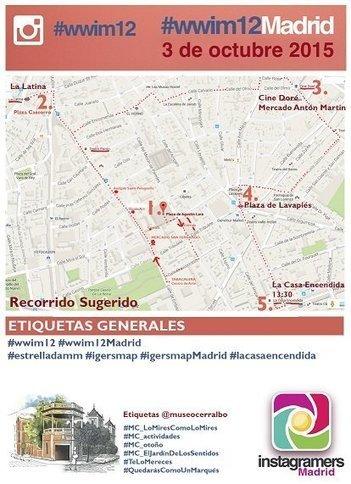 IgersMap, el primer mapa creado por y para usuarios de InstagramEFE futuro   Turismo & Viajes   Scoop.it