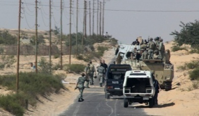The #Sinai standoff: a competition for power and influence | From Tahrir Square | Scoop.it