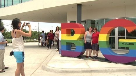 Home Sweet Home: Dallas LGBT Community Resource Center Grand Opening | LGBT Community Centers | Scoop.it