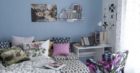 Studio étudiant Paris : 16m2 bien aménagés et décorés | Décorations en tous genres | Scoop.it