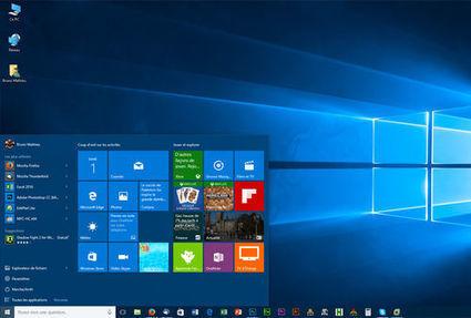 Windows 10 : il n'est pas trop tard pour l'avoir gratuitement !   Outils perso 2.0   Scoop.it