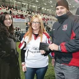 Paddy Jackson and Ruan Pienaar return to boost Ulster - Belfast Telegraph   'Rugby Shorts'   Scoop.it