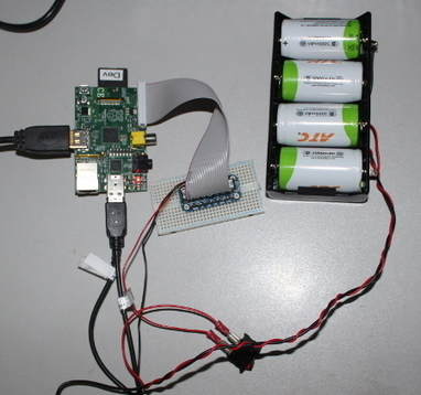 Battery powered computer - Raspberry Pi using AA or D size batteries - PenguinTutor Linux Blog | News For Linuxers | Scoop.it