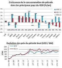 Les chiffres 2013 de l'énergie mondiale | Les éco-activités dans le monde | Scoop.it