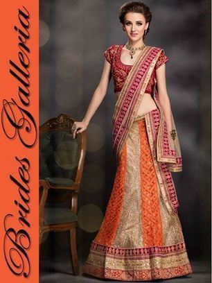 Brides Galleria Stylish Saree Collection | Style | Strawberry Chiffon RTW LZahra Ahmad Fall Winter Exclusive Collection 2013atest Collection 2013 For Ladies. | Scoop.it