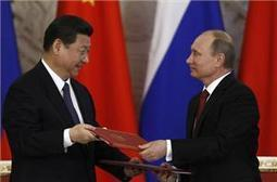 Russia and China: Cementing ties | Chris' Regional Geography | Scoop.it